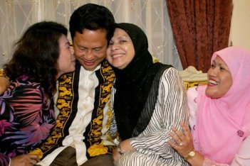 What a love with three wives