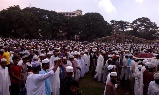 nurul islam faruqi 6janaza